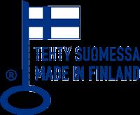 Bebiboo unipesä on valmistettu Suomessa - Avainlippu